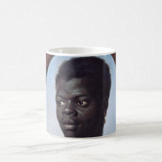 Mug Portrait d'un jeune nègre