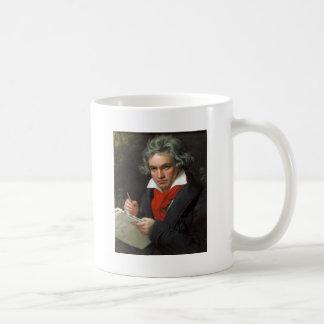 Mug Portrait vintage de compositeur, Ludwig von