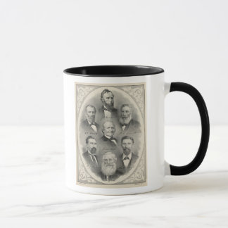 Mug Portraits du comté de Yolo
