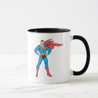 Mug Pose de Superman