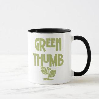 Mug Pouce vert