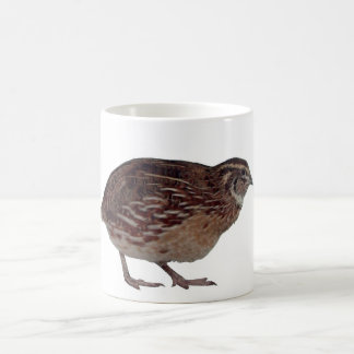 Mug Poule de cailles struting sa substance