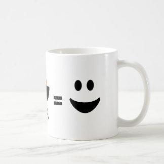 Mug Poulet de BBQ heureux