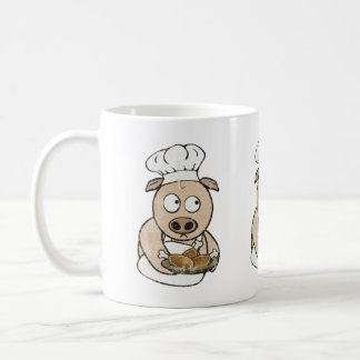 Mug Poulet de portion de porc