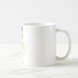 Mug Poulet et poussins