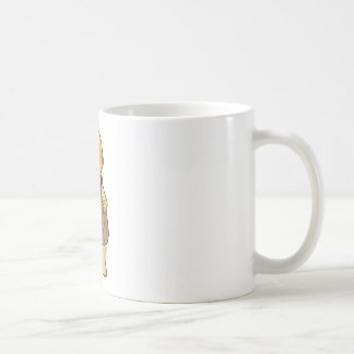 Mug Poupée antique