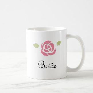 Mug Pour la jeune mariée