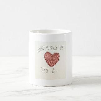 Mug Pour le crocheter/tricoteuse