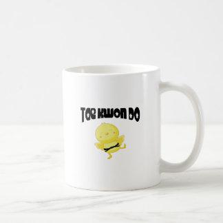 Mug Poussin du Taekwondo