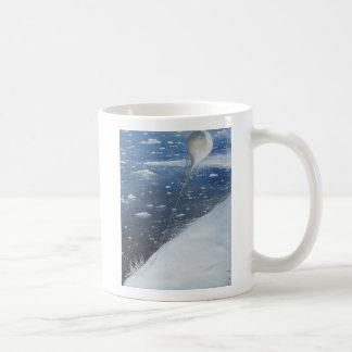 Mug Premier aéronaute de capitaine Scott Antarctique.