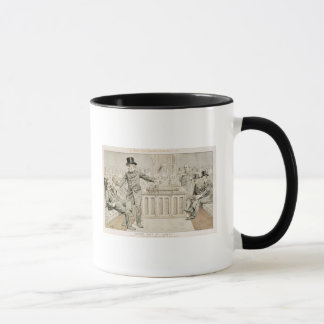 "Mug ""Présentation Cartoon de l'examen de St Stephen"