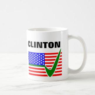Mug Président 2016 de Clinton