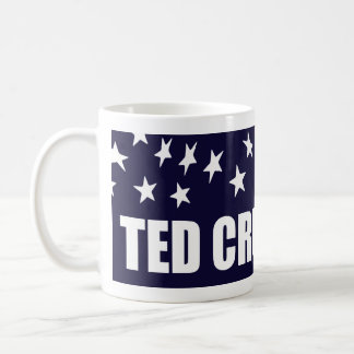 Mug Président 2016 drapeau américain de Ted Cruz