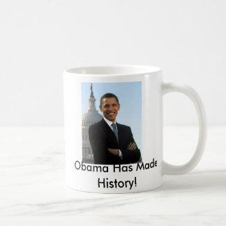 Mug Président des États-Unis d'obam de barack