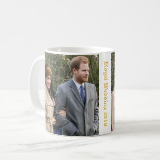 Mug Prince Harry et mariage royal 2018 de Meghan