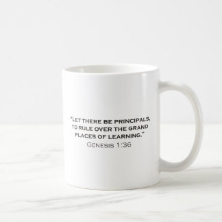 Mug Principal/genèse