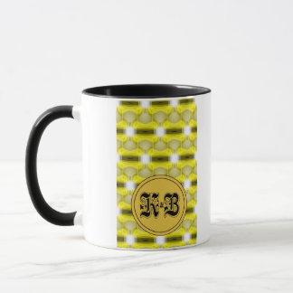 Mug Produits multiples de monogramme de K&B choisis
