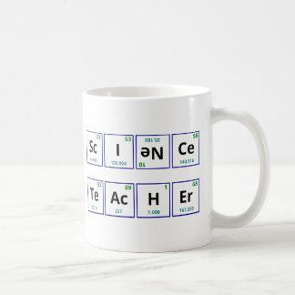 Mug Professeur de Sciences