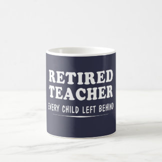 Mug Professeur retraité