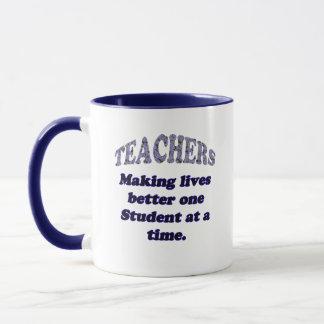 Mug Professeurs rendant les vies meilleures
