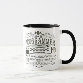 Mug Programmeur drôle