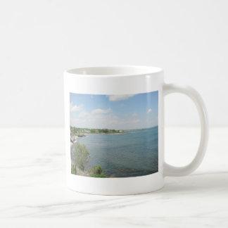 Mug Promenade Newport Île de Rhode de falaise