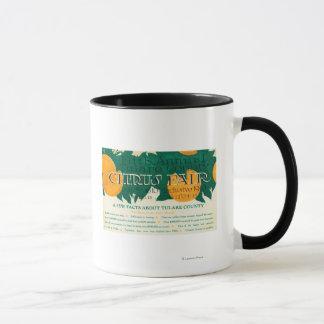 Mug Promotion juste de cinquième agrume annuel de