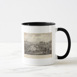 Mug Propriété de nanowatt Morris, vue de mer, NJ
