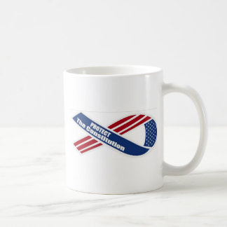 Mug Protégez la constitution