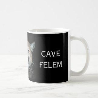Mug Puma de grondement, CAVERNE FELEM, Dell… -