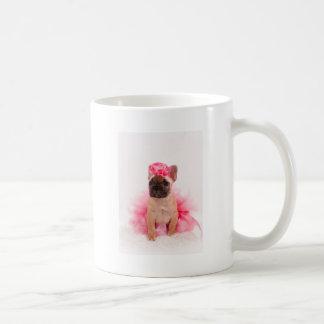 Mug Puppy french bulldog disguised