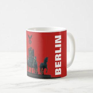 Mug Quadriga de BERLIN à la Porte de Brandebourg 2.2.T