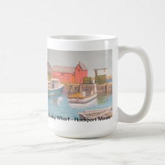 Mug Quai de Bradley - la masse de Rockport