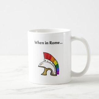 Mug Quand à Rome…