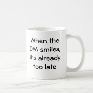 Mug Quand le DM sourit