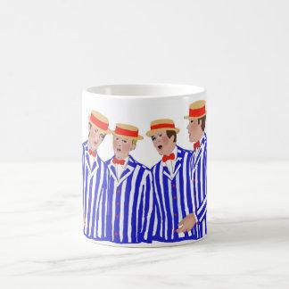 Mug Quartet de raseur-coiffeur