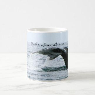 Mug Queue de baleine de bosse, Cabo San Lucas