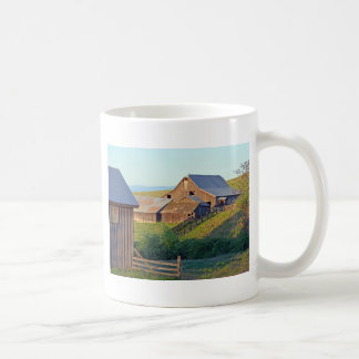 Mug Ranch de Dalles Mt, grange