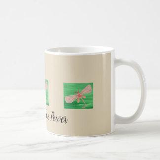 Mug Rappel de libellule