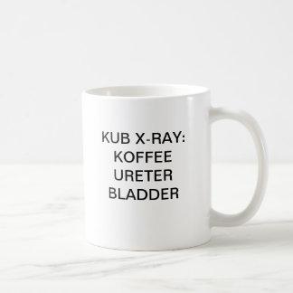 MUG RAYON X DE KUB :