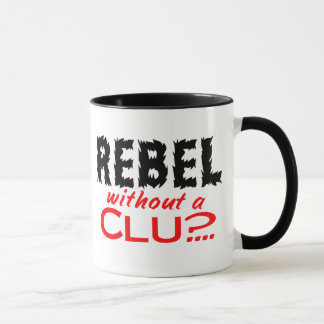 Mug Rebelle sans indice