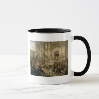 Mug Réception cérémonieuse de Champ-maréchal