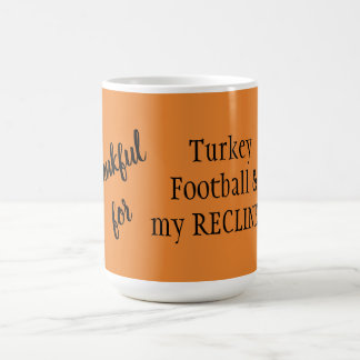Mug Reconnaissant pour la Turquie, le football, et ma