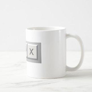 Mug Réduisez au minimum la fin de restauration
