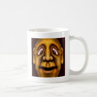 Mug Regard en bas de son nez