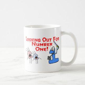 Mug Regard pour le numéro un