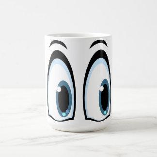 Mug regardez-@ vous