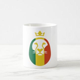 Mug Reggae Lyon de Cori Reith Rasta