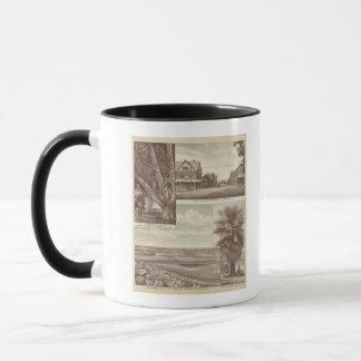 Mug Région pionnière de la terre Co, Porterville