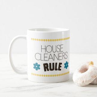 Mug Règle de décapants de Chambre